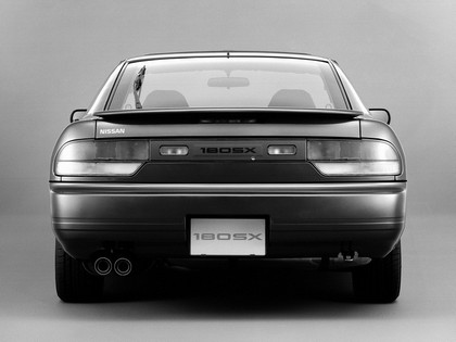 1991 Nissan 180SX 6