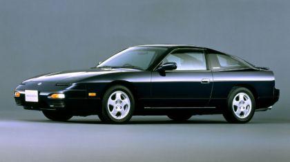 1991 Nissan 180SX 4