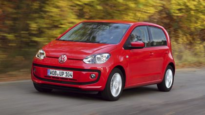 2012 Volkswagen eco Up 5