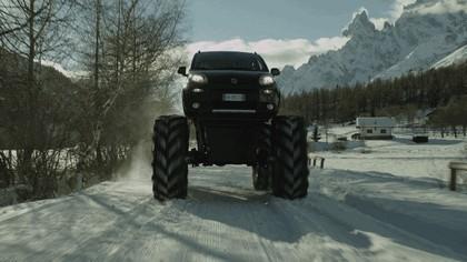 2012 Fiat Panda Monster Truck 1