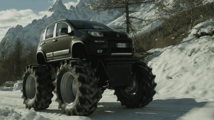 2012 Fiat Panda Monster Truck 2