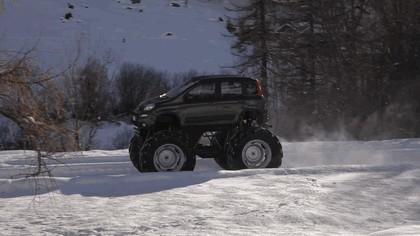2012 Fiat Panda Monster Truck 4