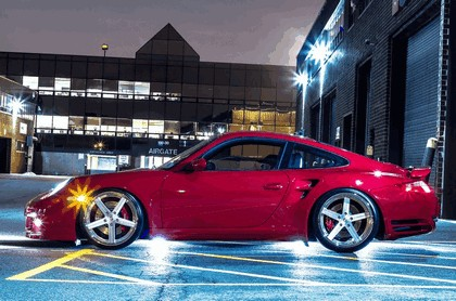 2012 Porsche 911 ( 997 ) Turbo by D2 Forged 5