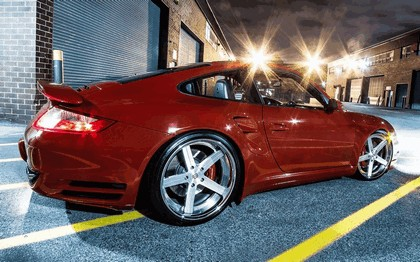 2012 Porsche 911 ( 997 ) Turbo by D2 Forged 7