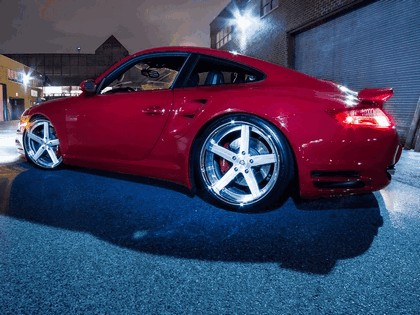 2012 Porsche 911 ( 997 ) Turbo by D2 Forged 10