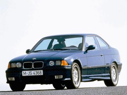 1992 BMW M3 ( E36 ) coupé 1