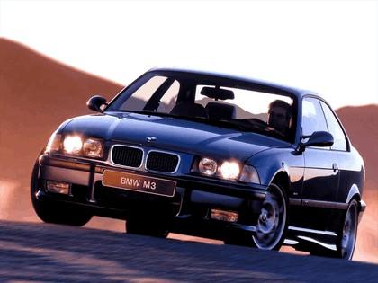 1992 BMW M3 ( E36 ) coupé 2