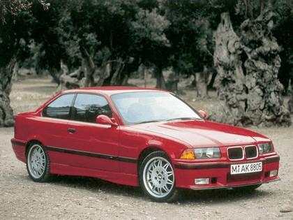 1992 BMW M3 ( E36 ) coupé 11