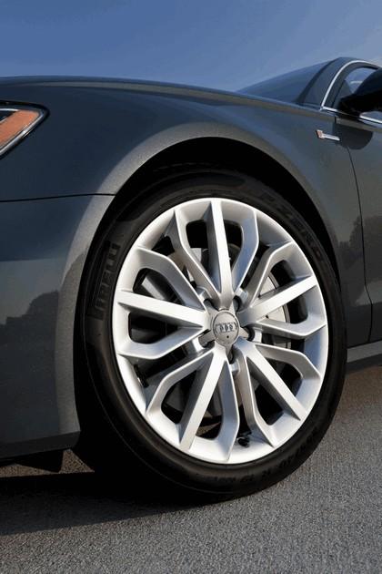 2013 Audi A6 3.0 TFSI - USA version 13
