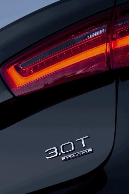 2013 Audi A6 3.0 TFSI - USA version 14