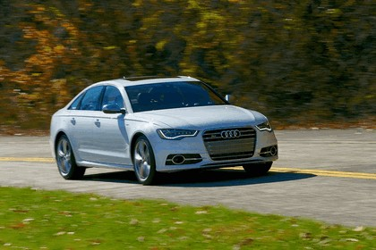 2013 Audi S6 4.0 TFSI - USA version 5