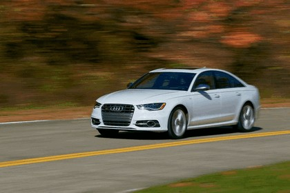 2013 Audi S6 4.0 TFSI - USA version 7