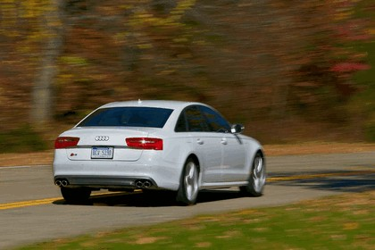 2013 Audi S6 4.0 TFSI - USA version 8