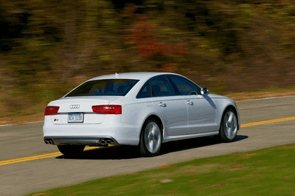 2013 Audi S6 4.0 TFSI - USA version 9