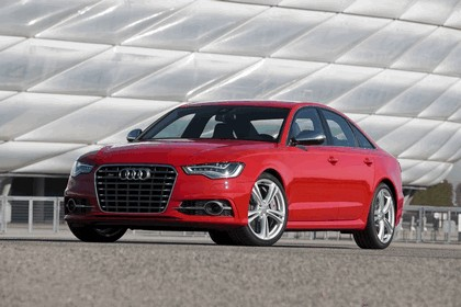 2013 Audi S6 4.0 TFSI - USA version 11