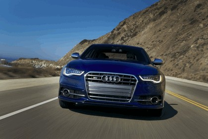 2013 Audi S6 4.0 TFSI - USA version 25