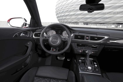 2013 Audi S6 4.0 TFSI - USA version 40