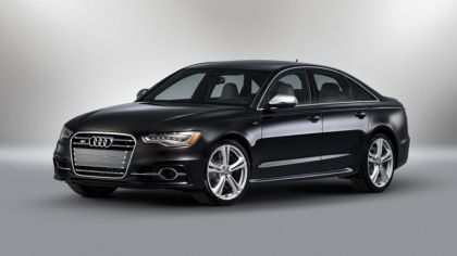 2013 Audi S6 4.0 TFSI - USA version 6