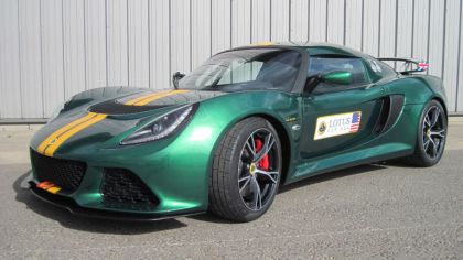 2013 Lotus Exige V6 Cup 7