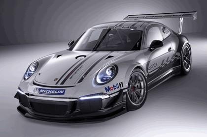 2013 Porsche 911 ( 991 ) GT3 Cup 2