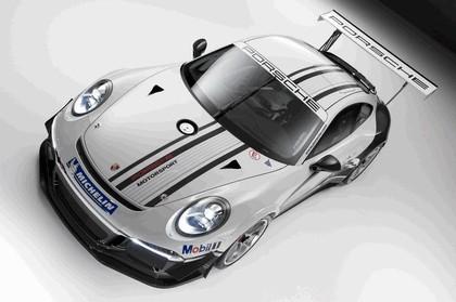 2013 Porsche 911 ( 991 ) GT3 Cup 4
