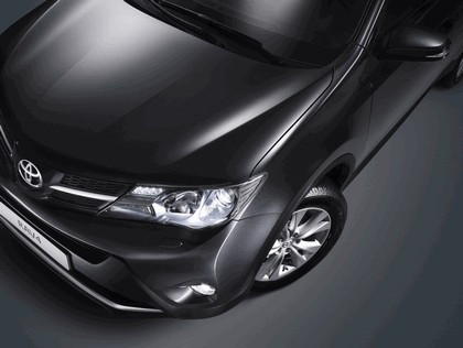 2013 Toyota RAV4 - EU version 6