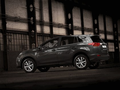 2013 Toyota RAV4 - EU version 17