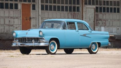 1956 Ford Mainline 4-door sedan 4