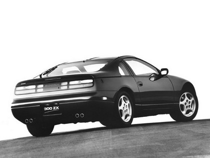 1990 Nissan 300ZX ( Z32 ) T-Top - USA version 3