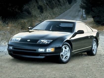 1990 Nissan 300ZX ( Z32 ) T-Top - USA version 4