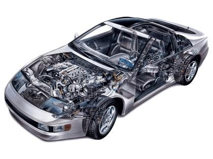 1990 Nissan 300ZX ( Z32 ) T-Top - USA version 6