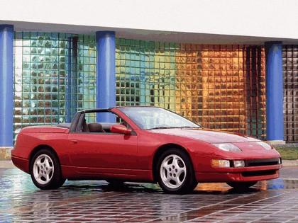 1993 Nissan 300ZX ( Z32 ) convertible 4