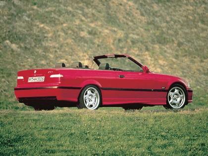 1996 BMW M3 ( E36 ) cabriolet 2