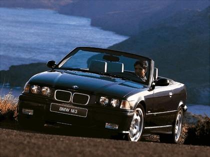 1996 BMW M3 ( E36 ) cabriolet 6