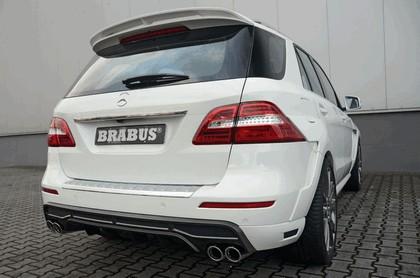 2012 Mercedes-Benz M-klasse wide body edition by Brabus 4
