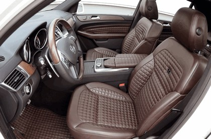 2012 Mercedes-Benz M-klasse wide body edition by Brabus 7