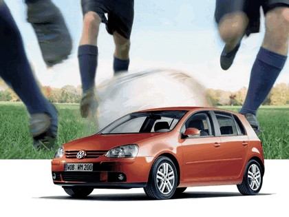 2006 Volkswagen Golf Goal 1