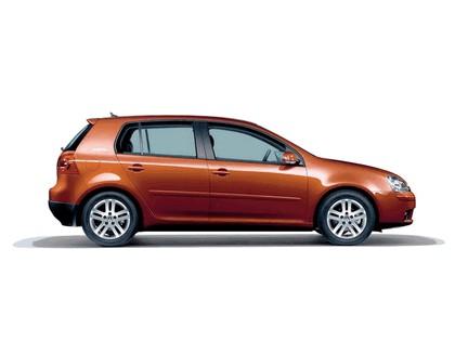 2006 Volkswagen Golf Goal 4