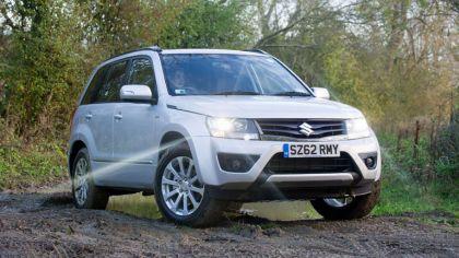 2013 Suzuki Grand Vitara - UK version 7