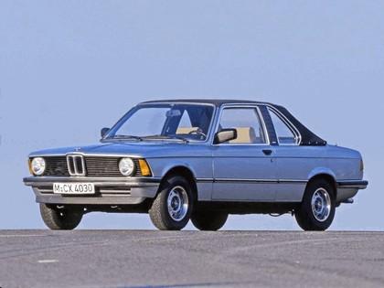 1980 BMW 318i ( E21 ) cabriolet by Baur 1