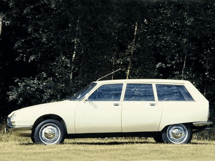 1978 Citroen GS Special Break 4