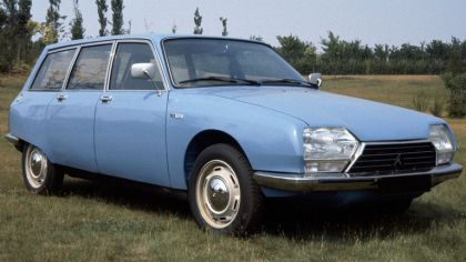 1979 Citroen GS Club Break 5