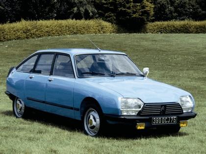 1979 Citroen GS X3 4