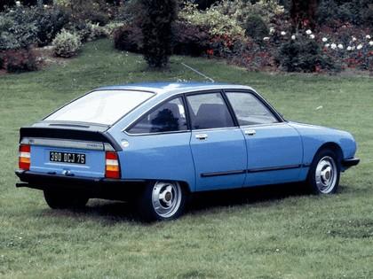 1979 Citroen GS X3 7