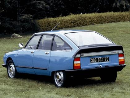 1979 Citroen GS X3 8