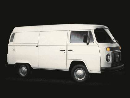 1988 Volkswagen T2 Van 2