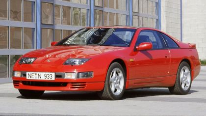 1990 Nissan 300ZX ( Z32 ) Twin Turbo T-Top 6