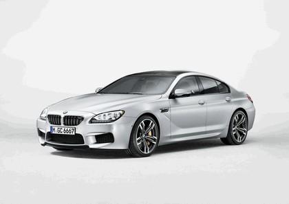 2012 BMW M6 ( F06 ) Gran Coupé 2
