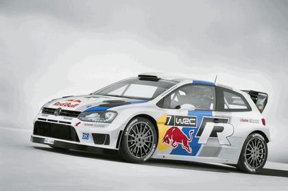 2013 Volkswagen Polo R WRC 1