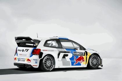2013 Volkswagen Polo R WRC 3